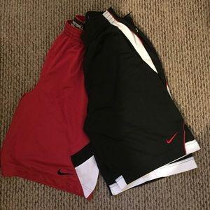 Nike Athletic Shorts Bundle